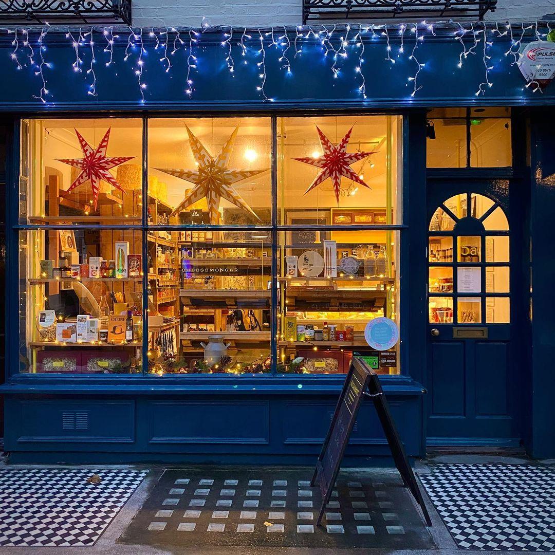 Buchanans Shop Front