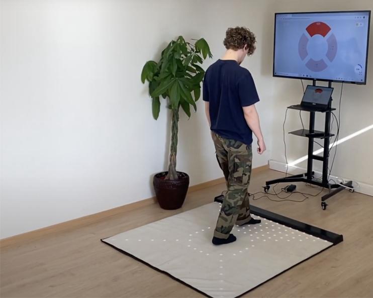 Cognitieve training met Memory Game