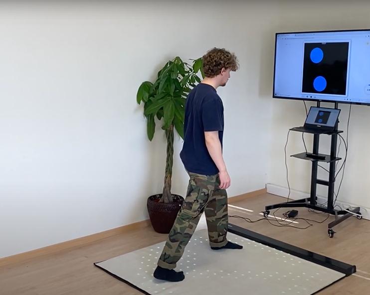 Balans & lichaamscoördinatie met Twister