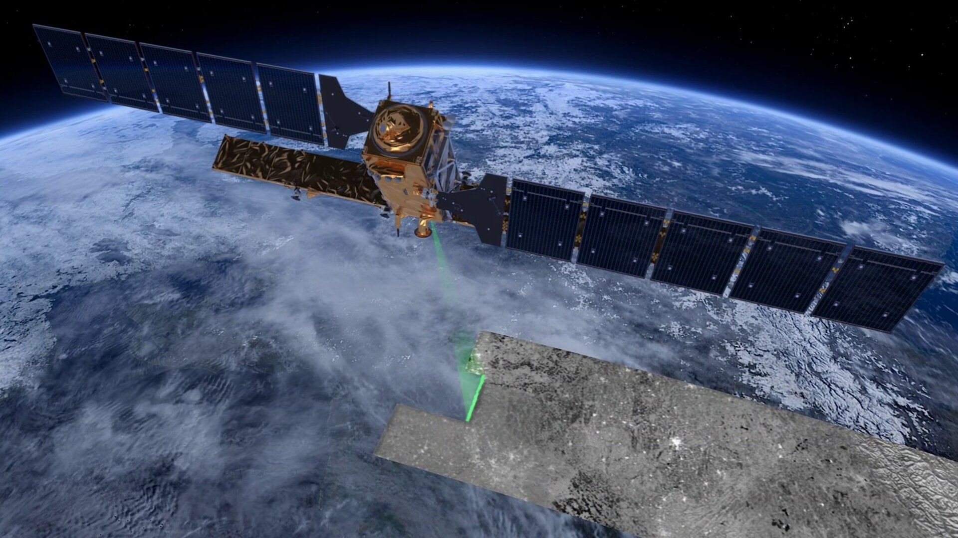 What is radar satellite imagery and how will it revolutionize the agriculture industry?