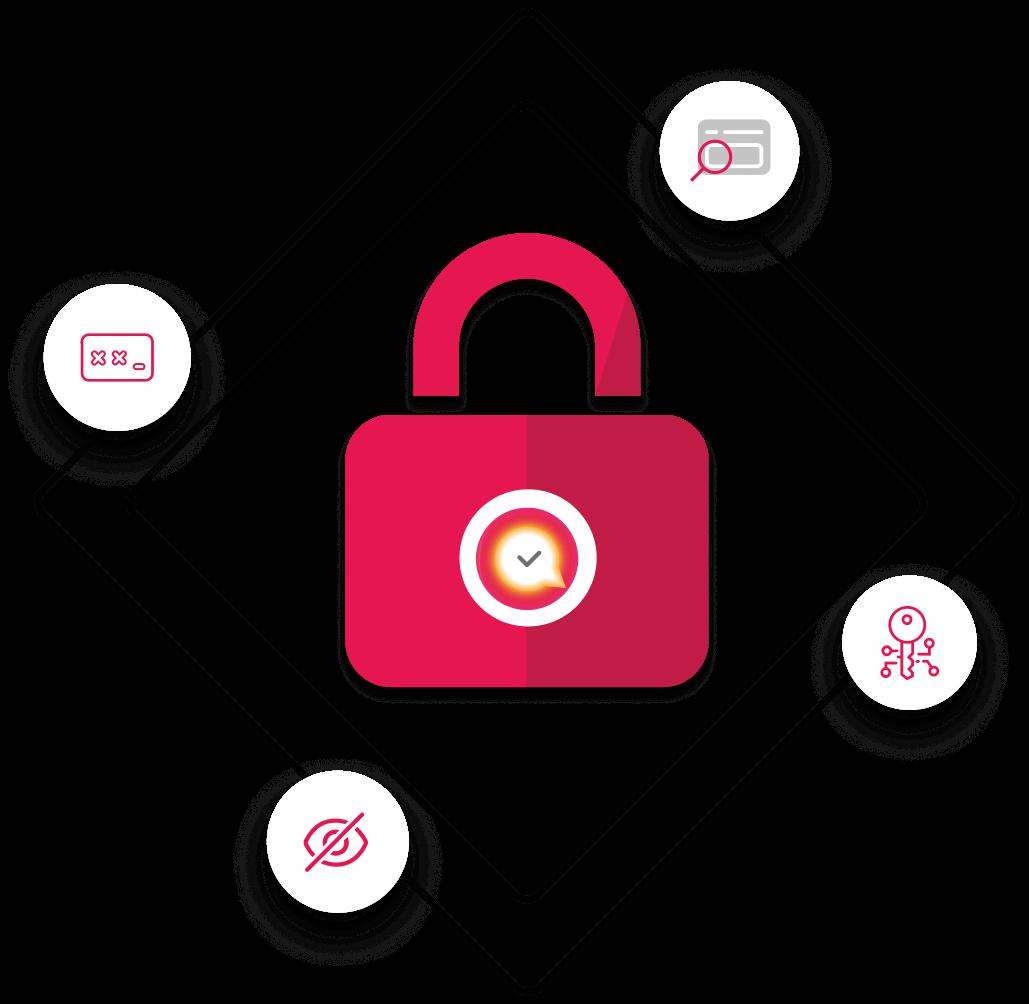 Total Privacy - Illustration