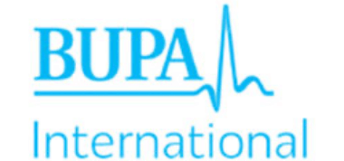 Bupa International  Logo