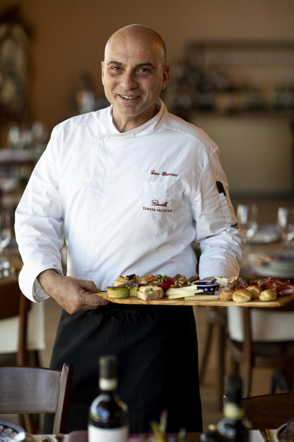 Luca Biancucci chef