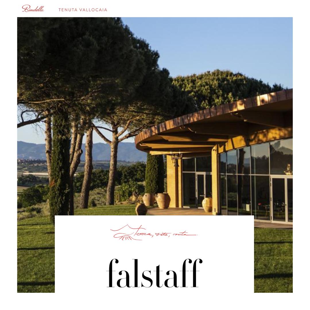 Falstaff - Best of Tenuta Vallocaia