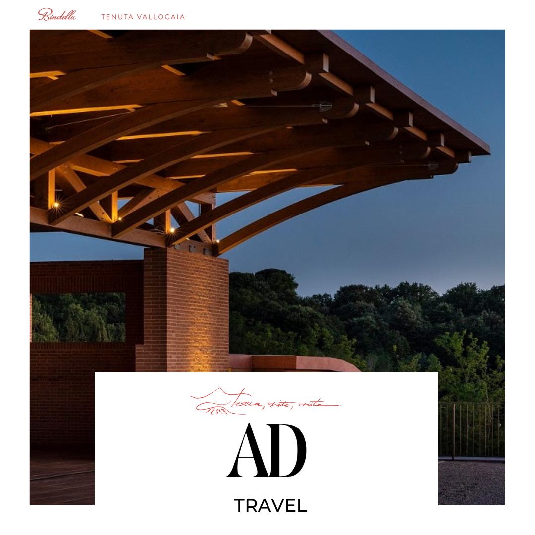 AD Travel - Tenuta Vallocaia, l'arte in cantina
