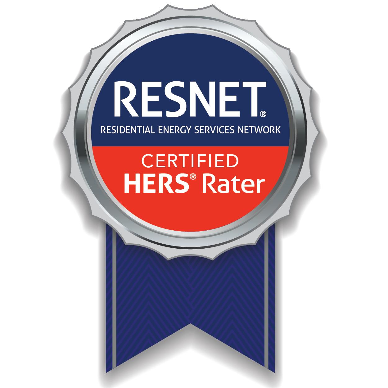The RESNET badge