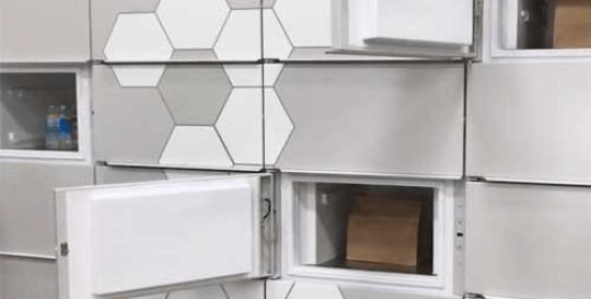 Retail Smart Locker