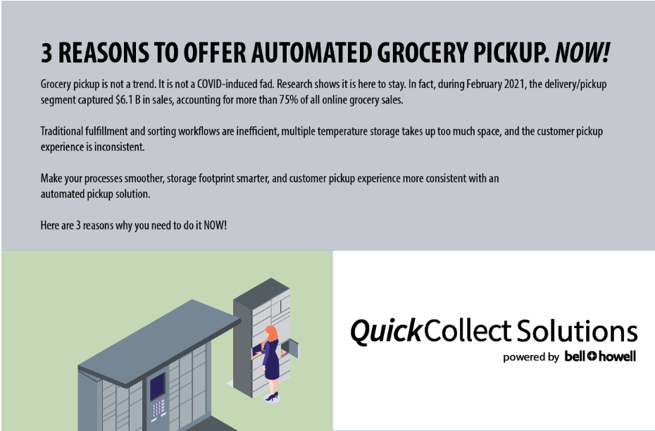 Infographic Thumbnail - 3 Reasons to Offer Automated Grocery Pickup Now
