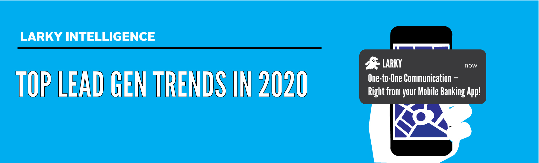 Top Lead Generation Trends in 2020