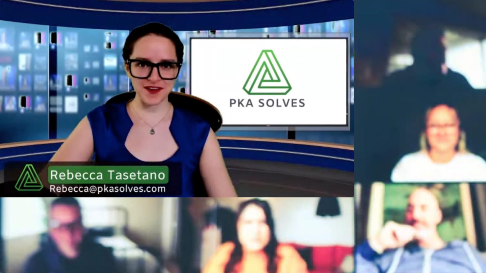PKA Solves hosts a virtual event