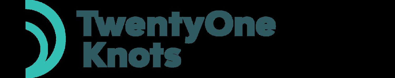 TwentyOne Knots logo