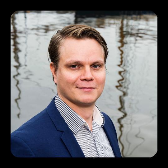 Rauno Huoviala - Head of AI solutions