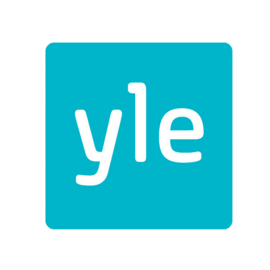 YLE color logo png
