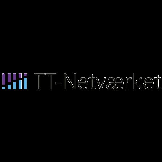 TT-Netværket logo in black