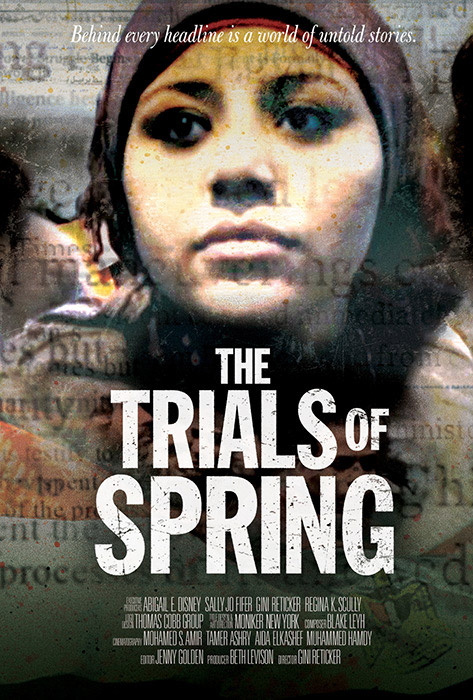 The Trials of Spring poster