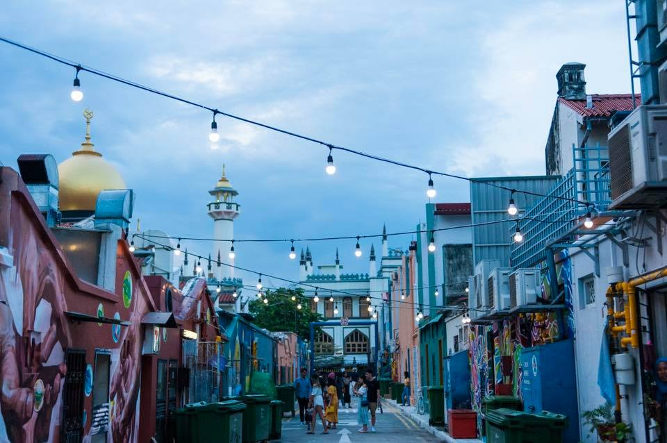 An Artsy Getaway in Kampong Gelam: Where to Stay and What to Do for Art Lovers