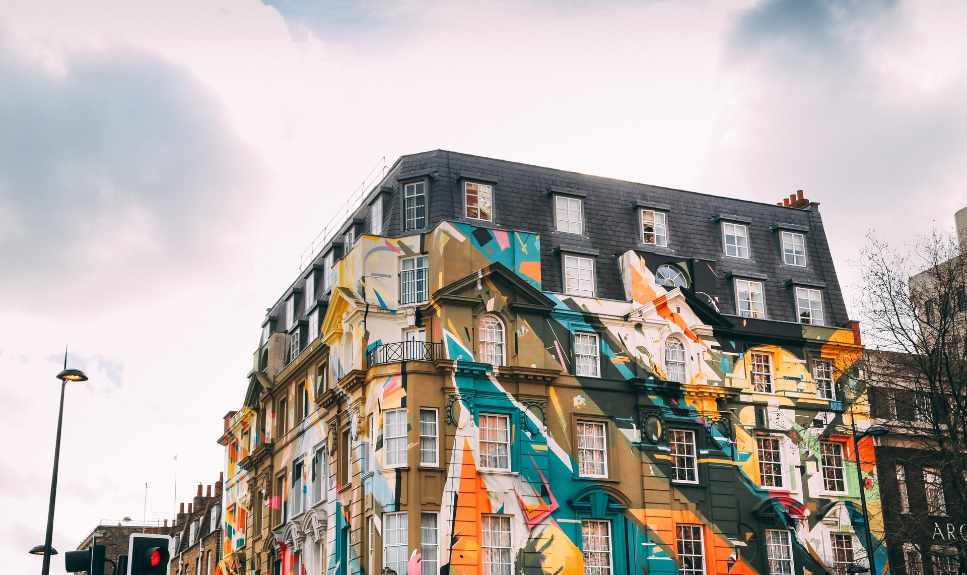 The Most Colourful Street Art Hubs Around the World