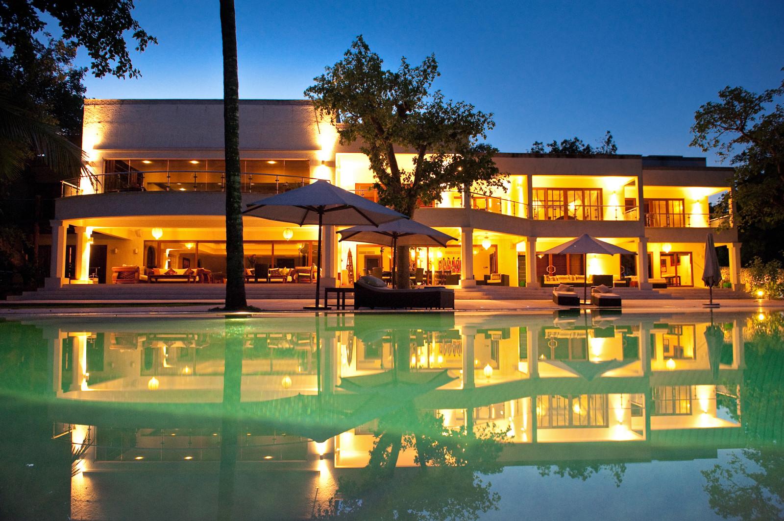 Almanara Luxury Resort Diani Beach, Kenia