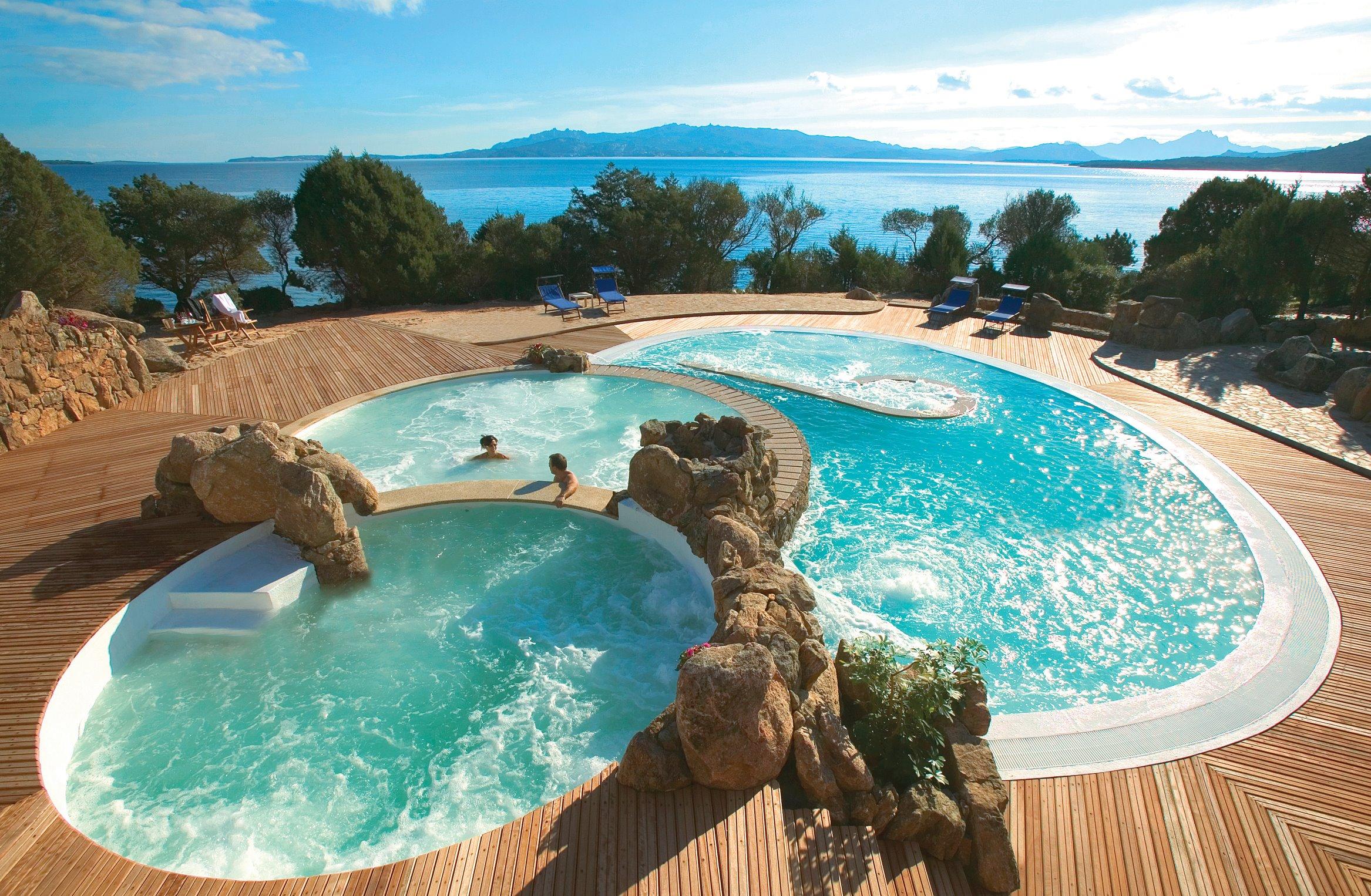Capo d\'Orso Hotel Thalasso & Spa, Sardynia
