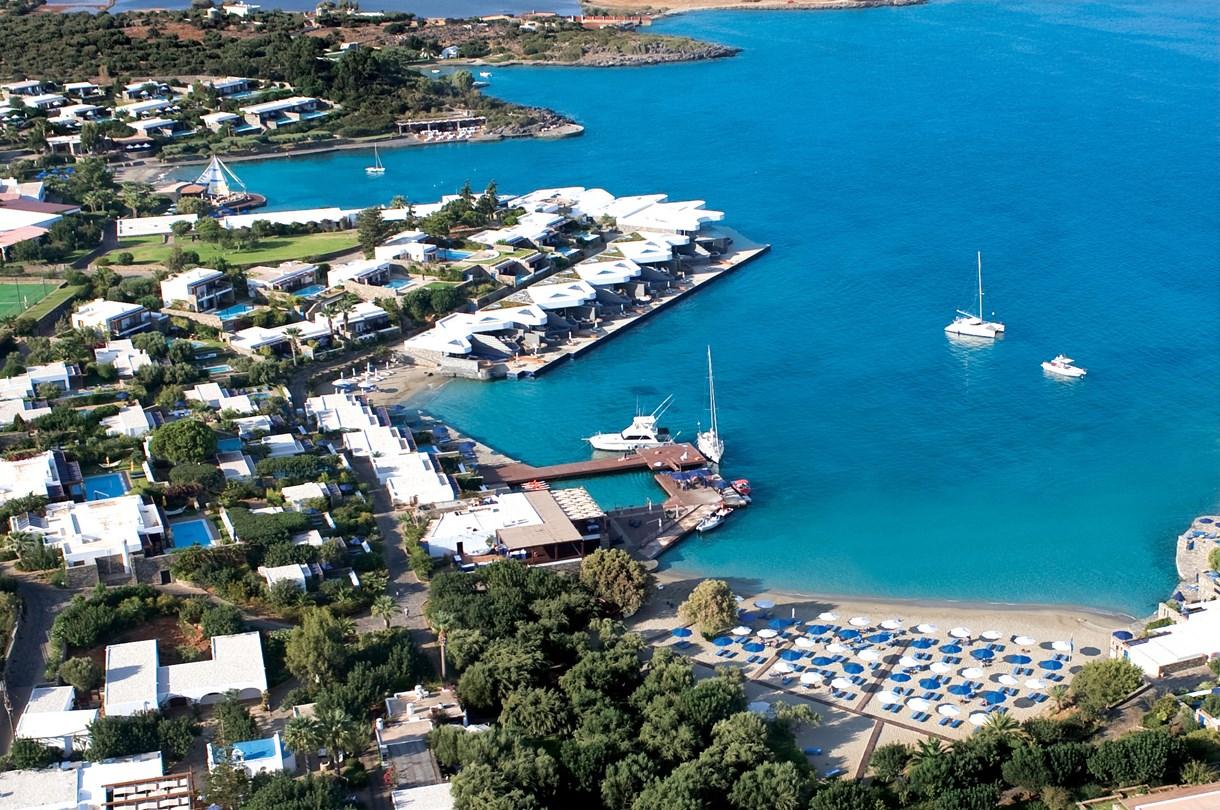 Elounda Beach Hotel, Kreta