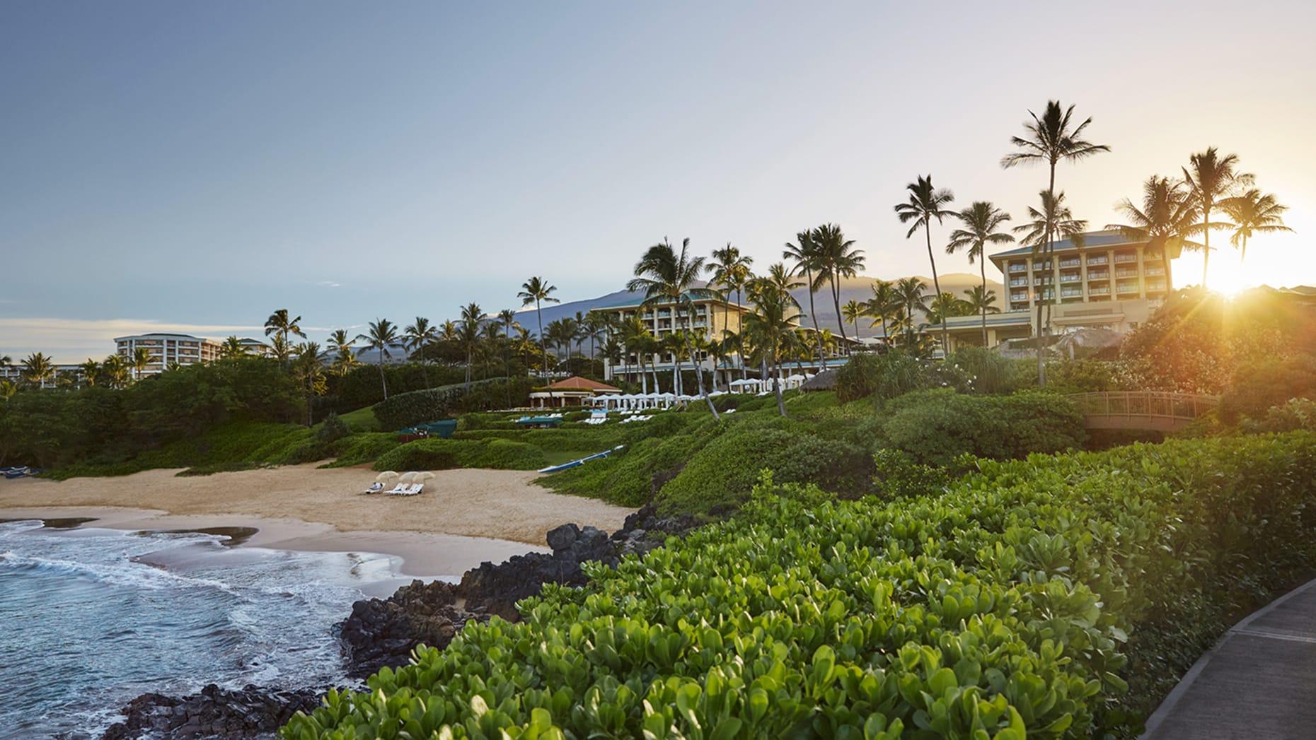 Four Seasons Maui, Hawaje