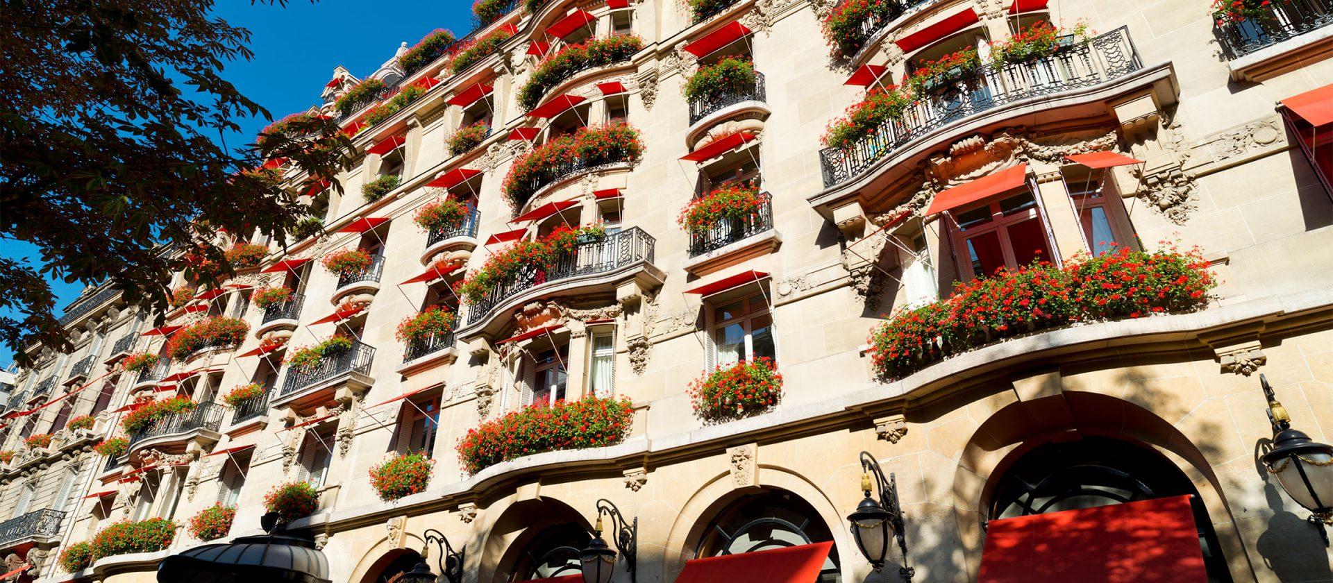 Hotel Plaza Athénée, Paryż