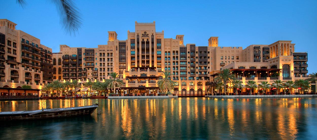 Madinat Jumeirah Hotel, Dubaj
