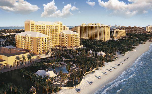 Ritz Carlton Key Biscayne, Floryda