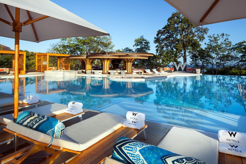 W Costa Rica Resort, Playa Conchal
