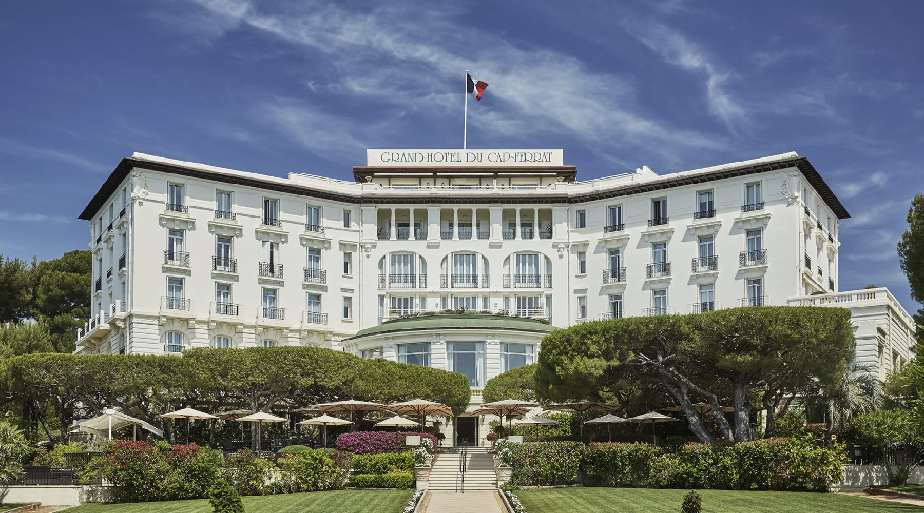 Grand Hotel du Cap-Ferrat, Saint -Jean Cap-Ferrat