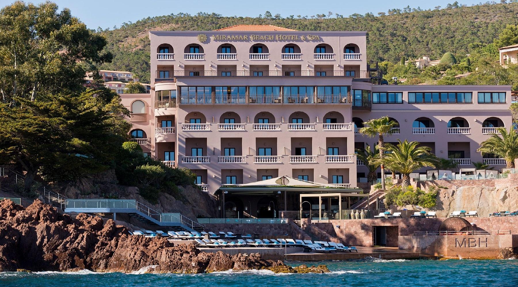 Miramar Beach Hotel & Spa, Théoule-sur-Mer