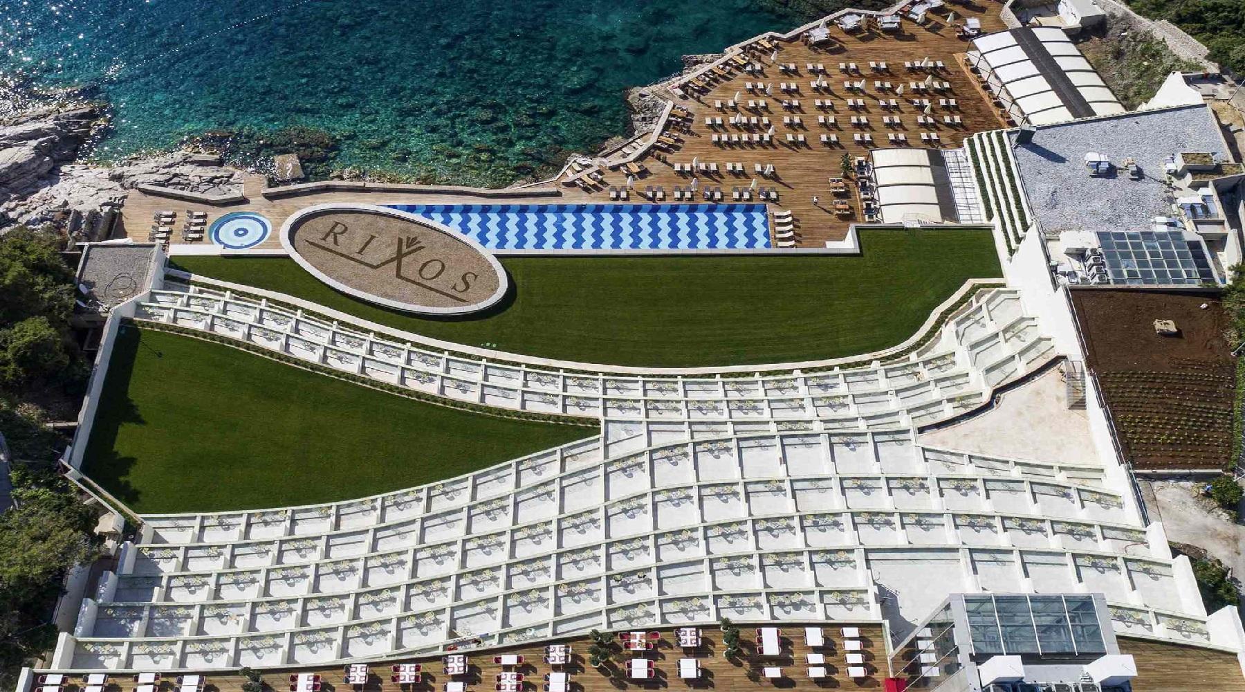 Rixos Premium Dubrovnik, Dubrownik