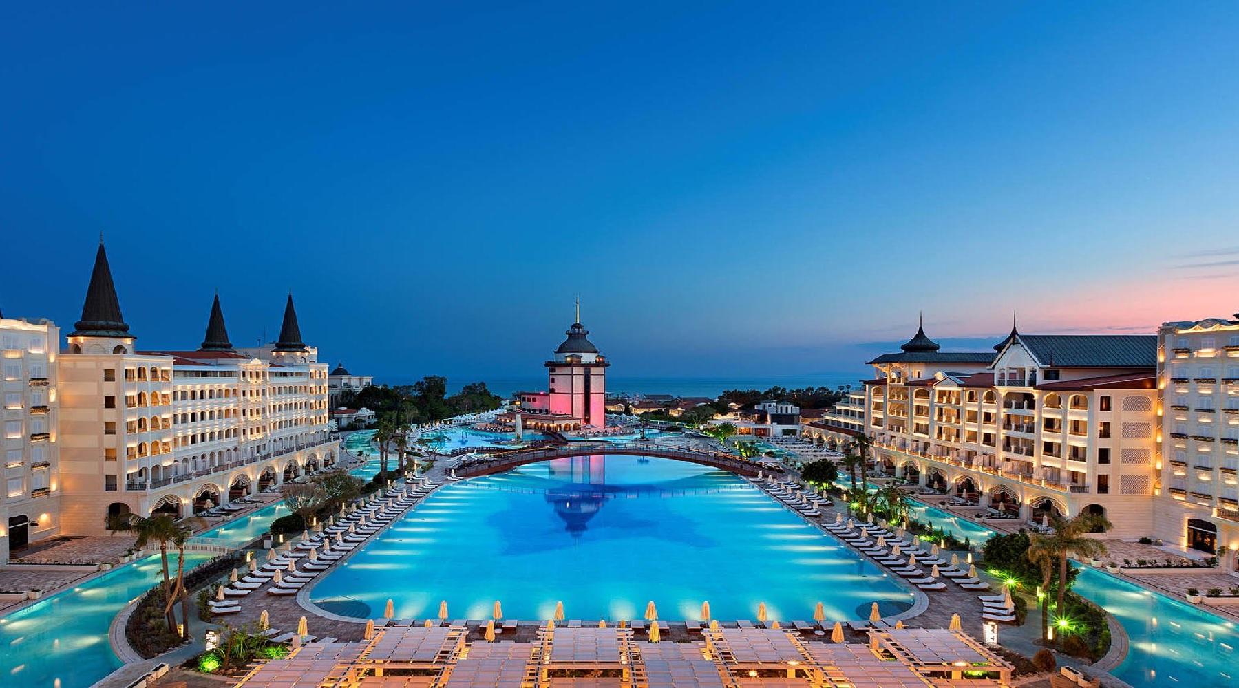 Mardan Palace, Antalya
