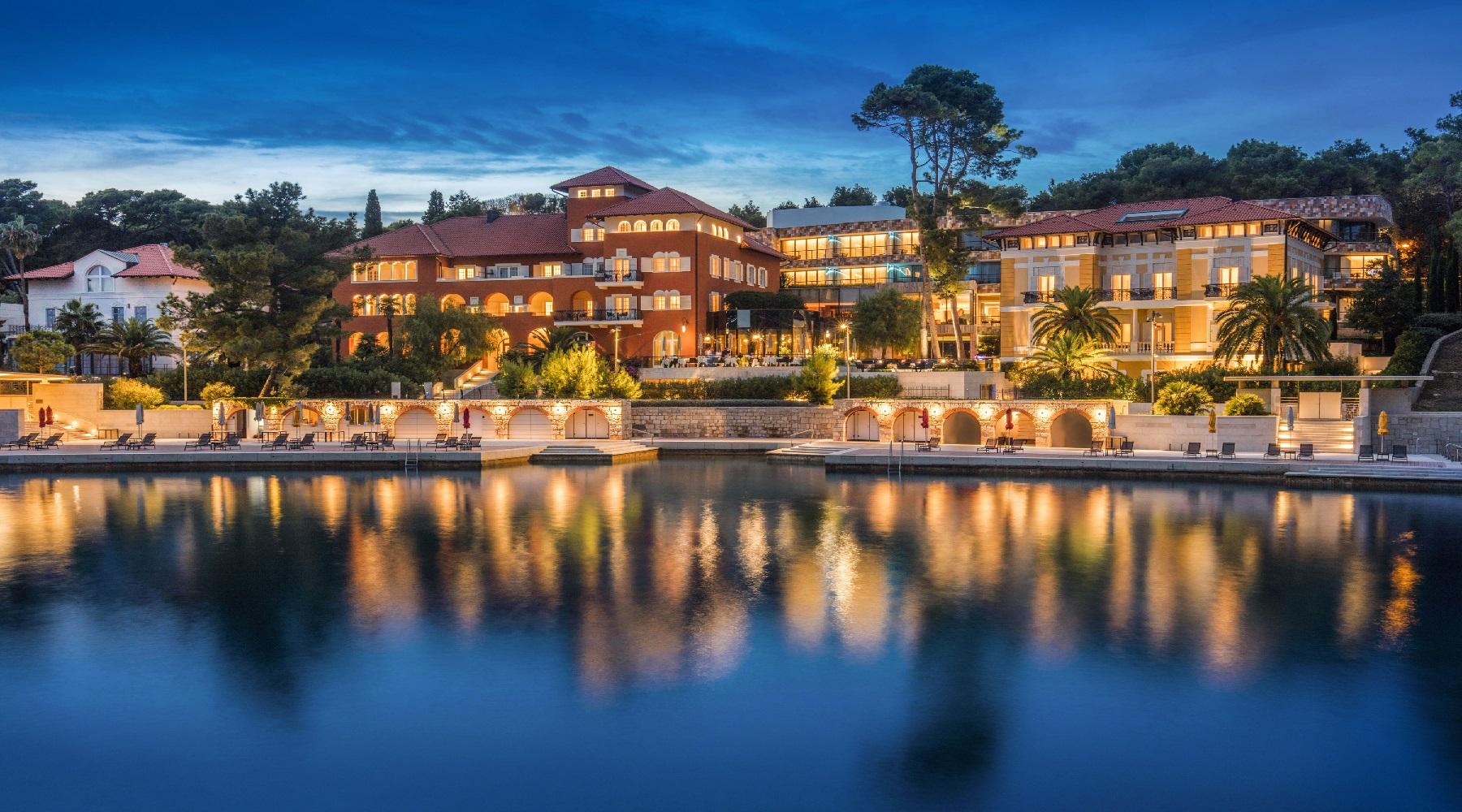 Boutique Hotel Alhambra & Villa Augusta, Mali Losinj