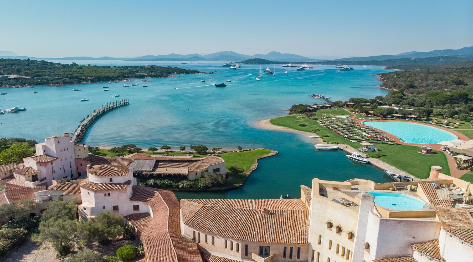 Cala di Volpe, a Luxury Collection Hotel, Costa Smeralda, Sardynia