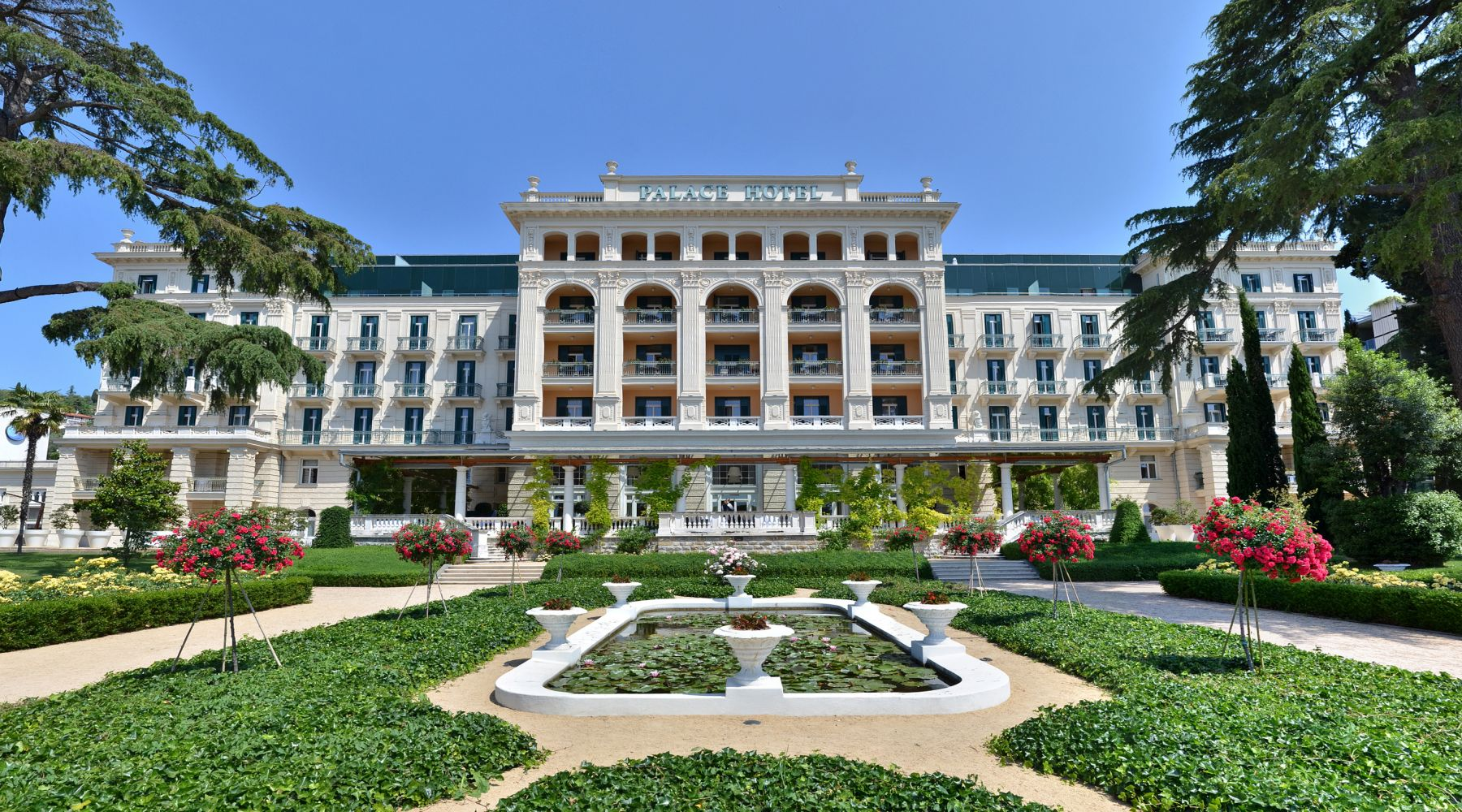 Kempinski Palace Portoroz Istria, Portorož