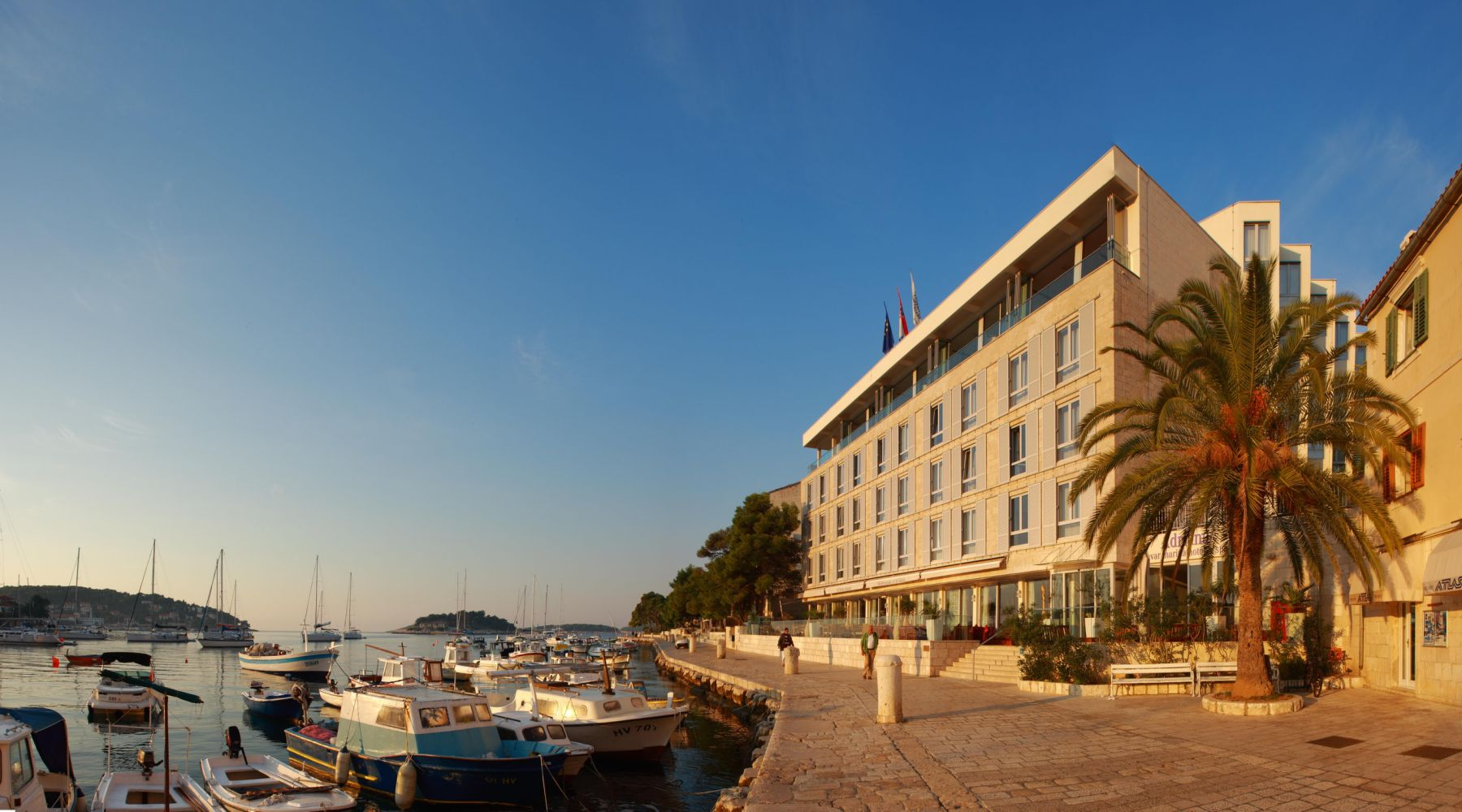 Adriana Hvar Spa Hotel, Hvar
