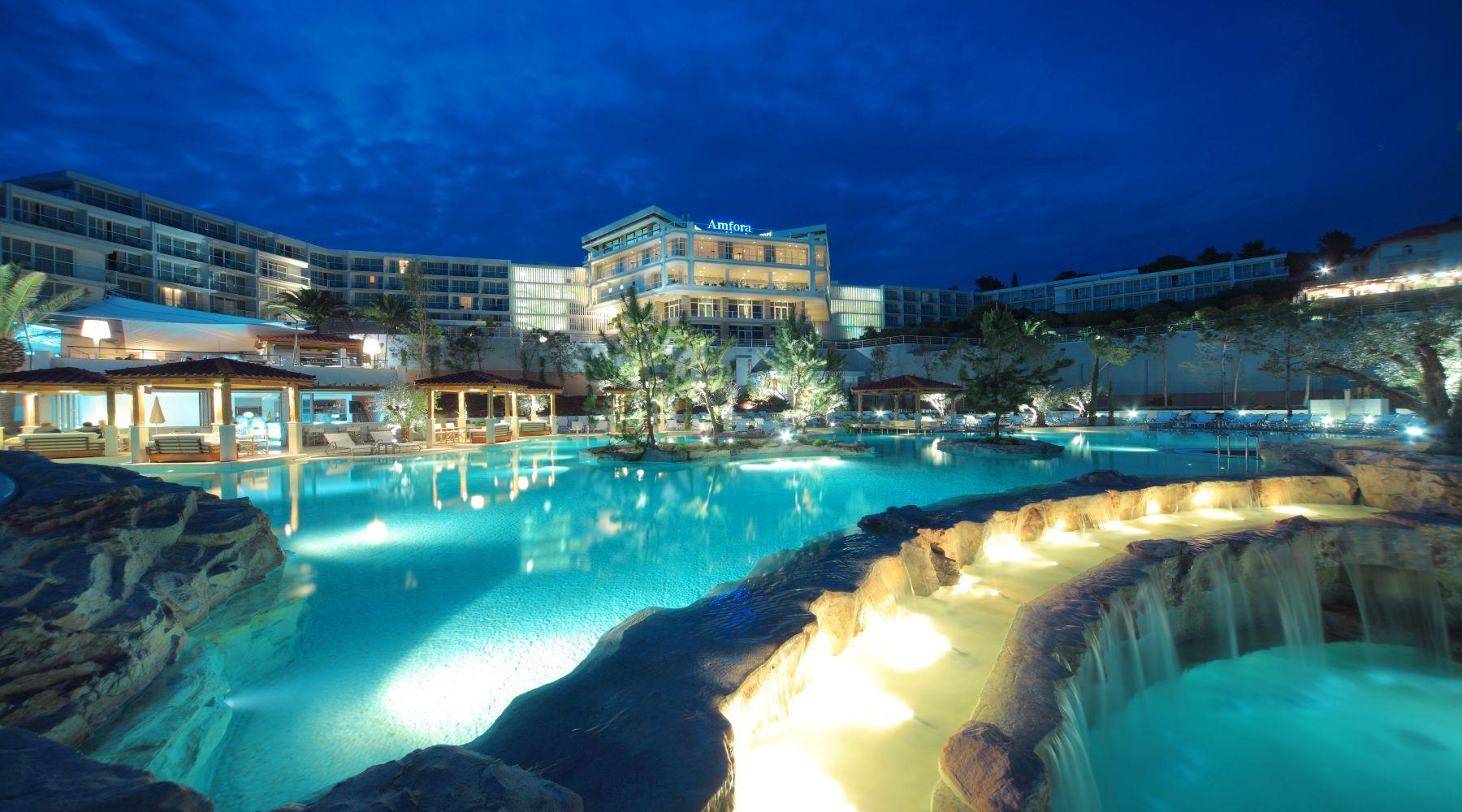 Amfora Hvar Grand Beach Resort, Hvar
