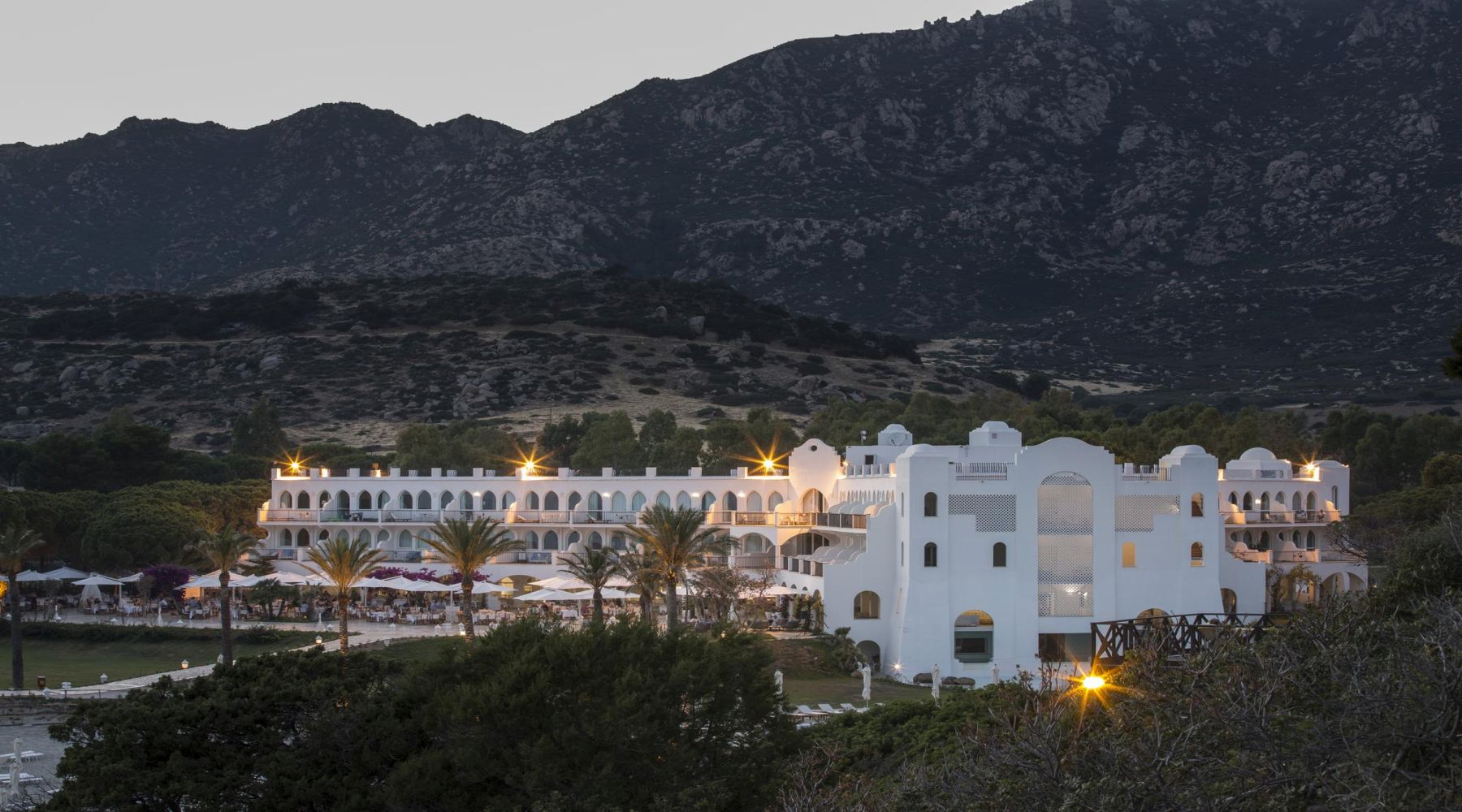 Falkensteiner Resort Capo Boi, Sardynia