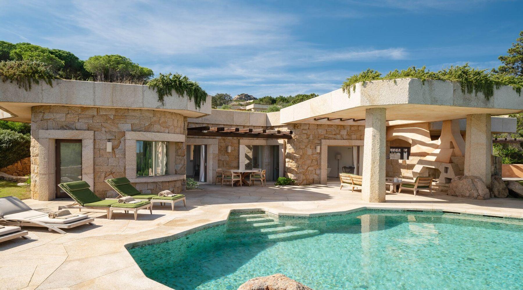 Hotel Pitrizza, a Luxury Collection Hotel, Costa Smeralda, Sarynia