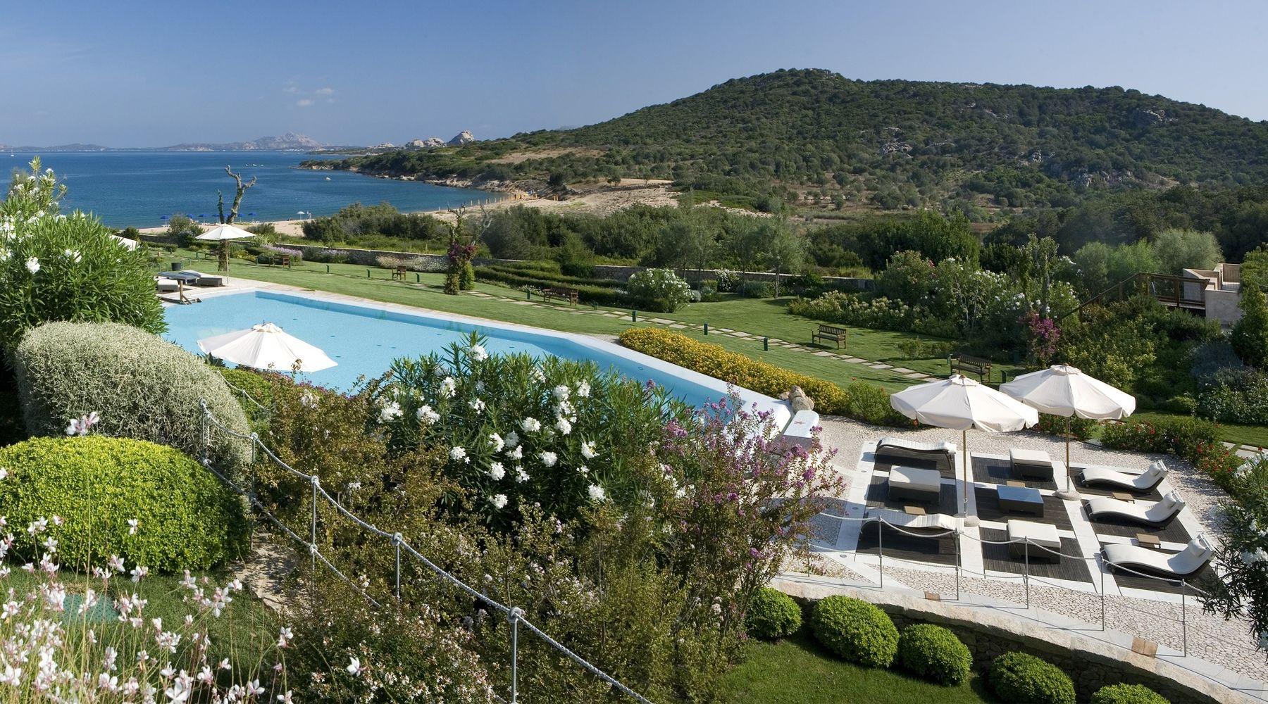 L'Ea Bianca Luxury Resort, Sardynia