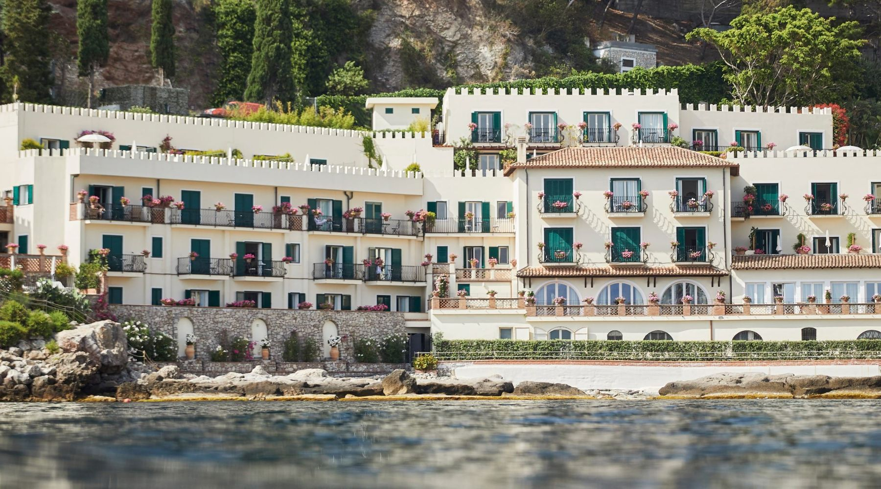Belmond Villa Sant'Andrea, Taormina Mare, Sycylia