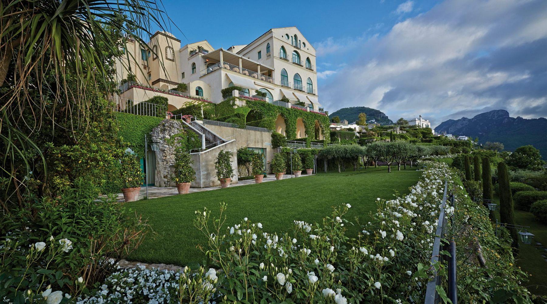 Belmond Hotel Caruso, Wybrzeże Amalfi, Włochy