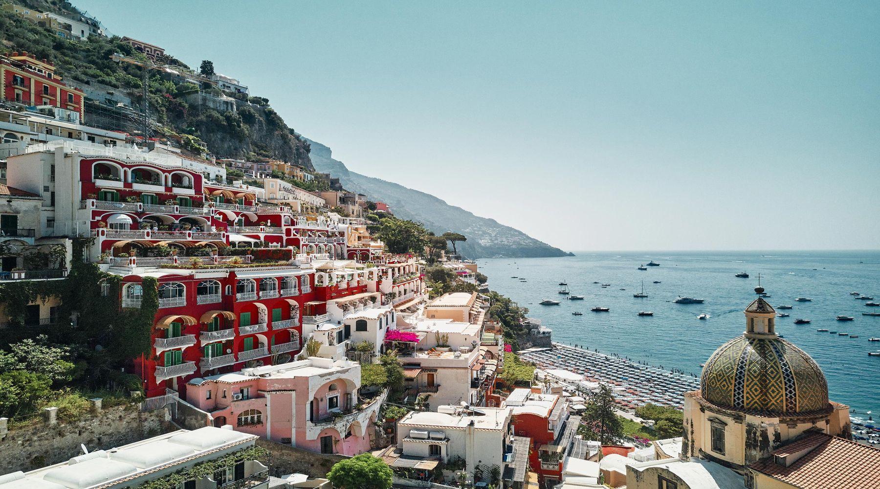 Le Sirenuse, Wybrzeże Amalfi, Włochy