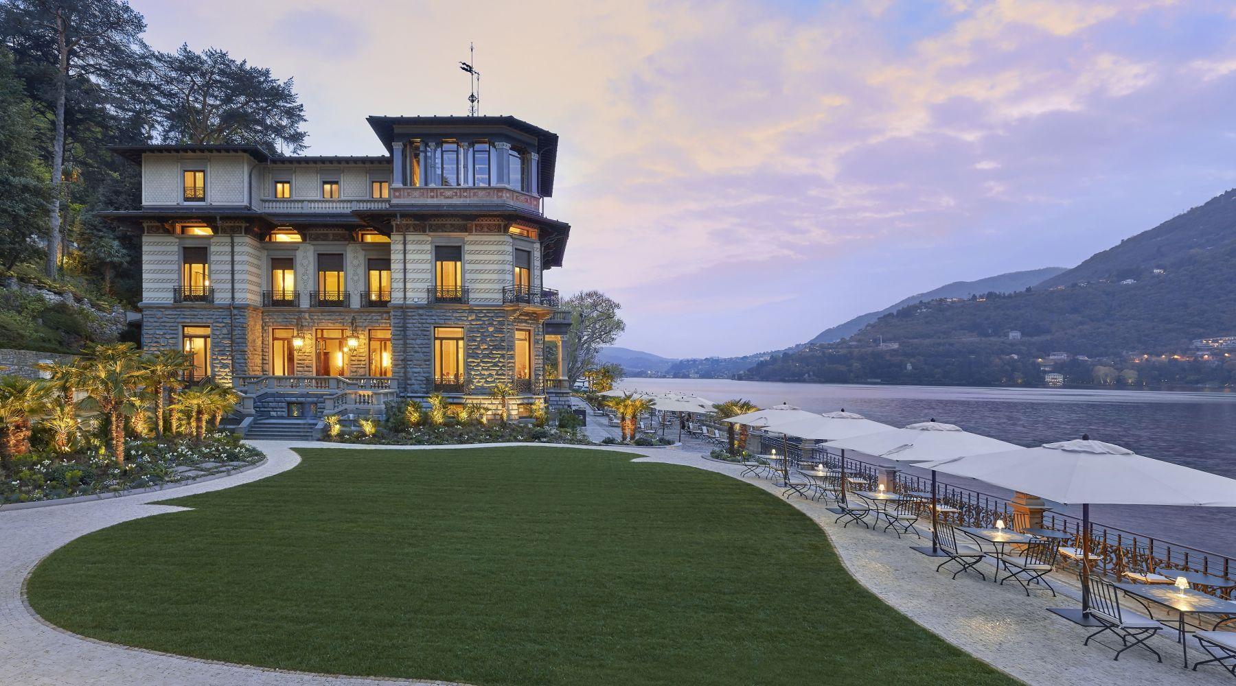 Mandarin Oriental, Lago di Como, Jezioro Como