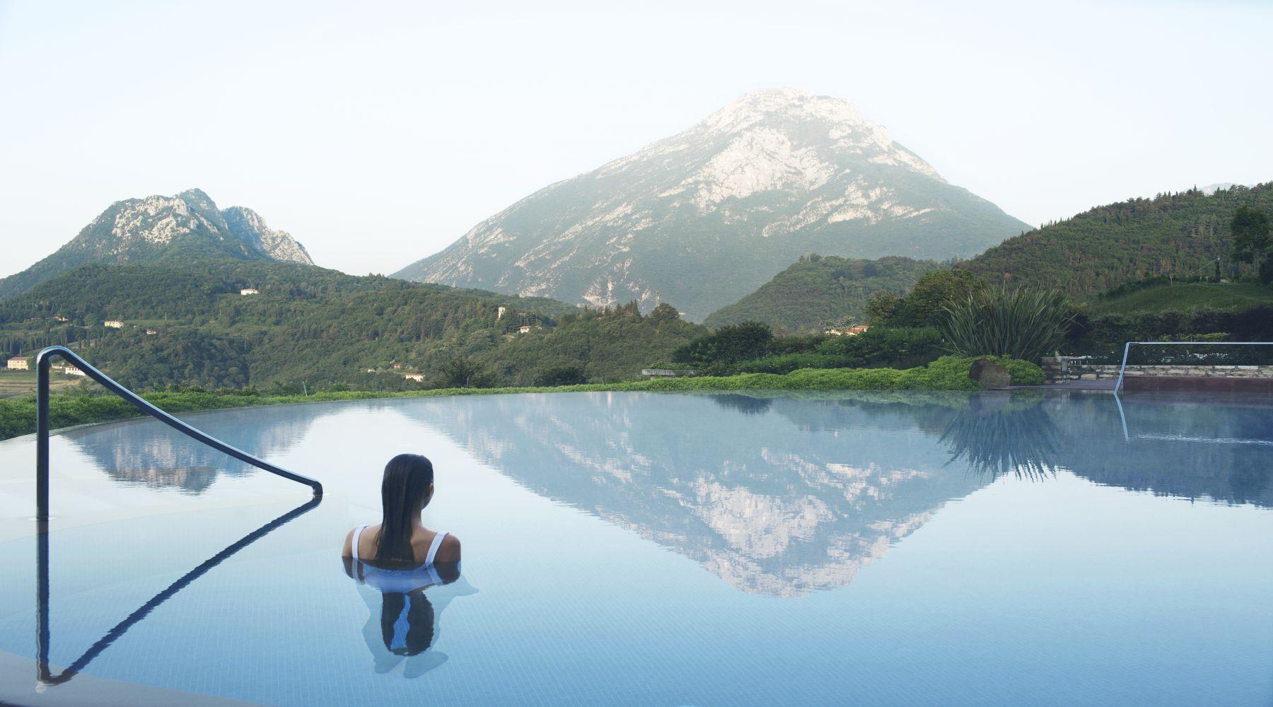 Lefay Resort & Spa, Jezioro Garda