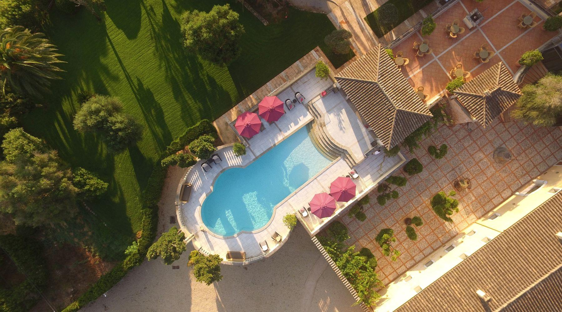 Son Julia Country House Hotel, Majorka, Hiszpania