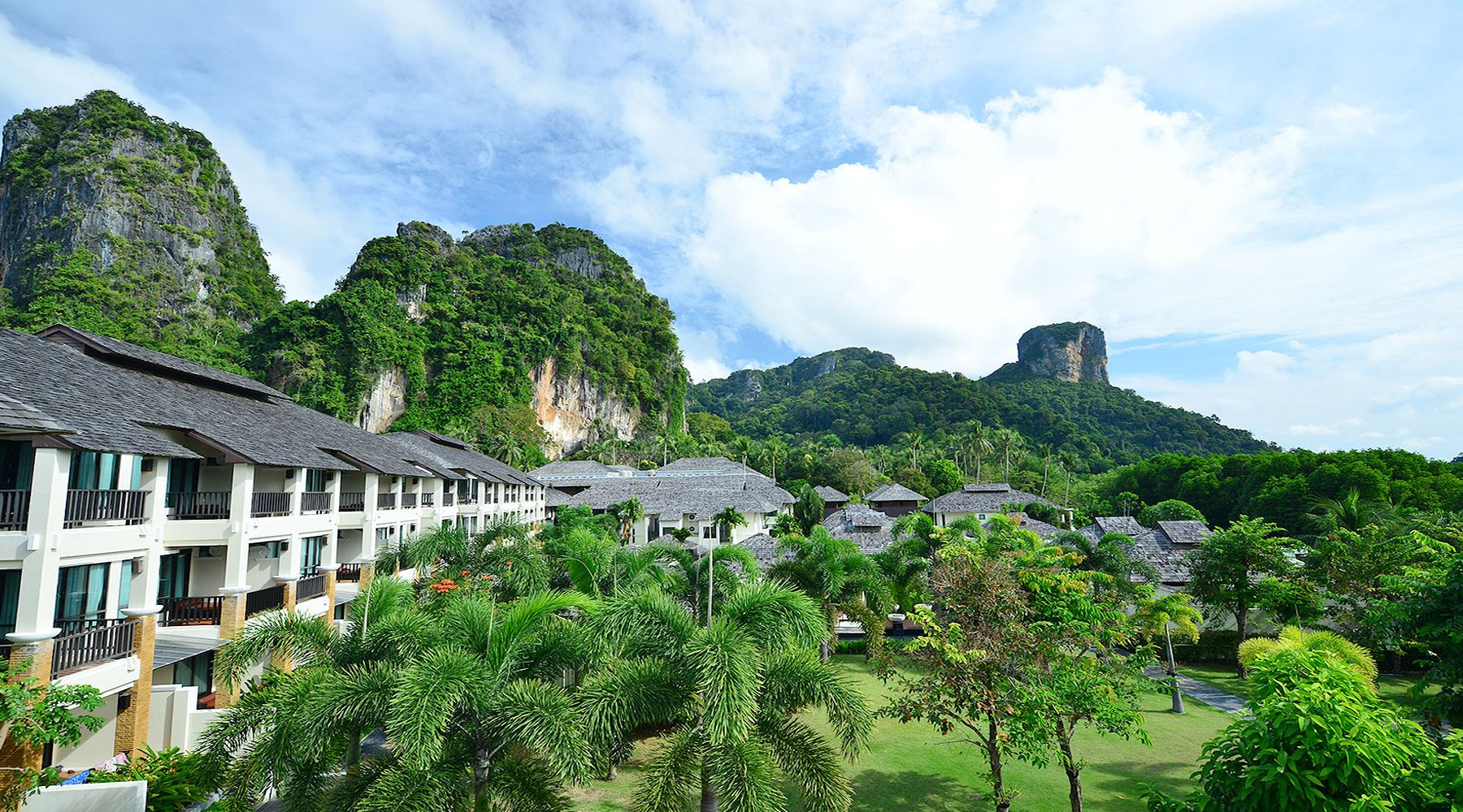 Bhu Nga Thani Resort & Spa, Railay Beach