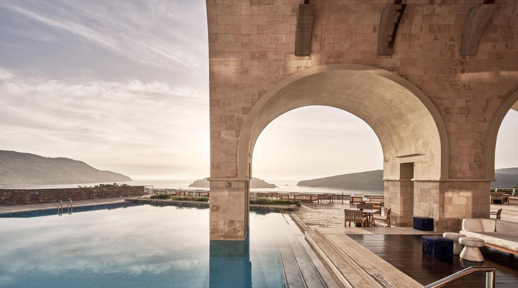 Blue Palace, Kreta