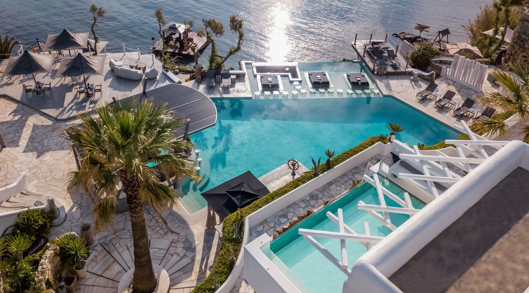 Kivotos Hotel, Mykonos